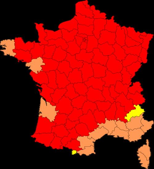 Alerte : Pic de pollens élevé sur toute la France